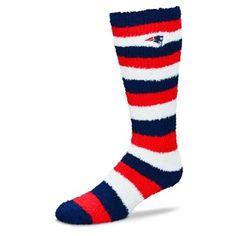 Women's Detroit Lions Blue 538 Diamond Stripe Socks