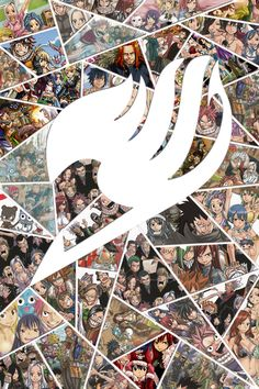 Everyone has to love this show!!! FAIRY TAIL!!!!
