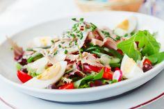 Simple Nicoise Salad - 8 Points + - LaaLoosh