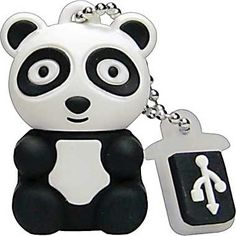 cute flash drive.  stocking stuffer for Mel since she needs these now, and has a panda obsession.
