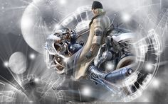 FF XIII ~ Snow & Shiva