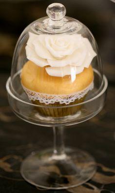 Cupcake: A mesa mais romântica