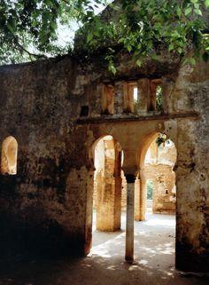 Chellah ruins, Rabat, Morocco