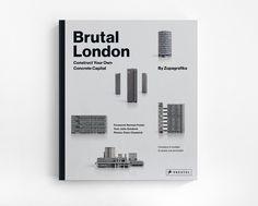"查看此 @Behance 项目:""Brutal London Book""https://www.behance.net/gallery/42932579/Brutal-London-Book"