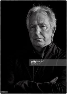 Actor Alan Rickman speaks at AOL Build Speaker Series at AOL Studios In New York on June 19, 2015 in New York City.