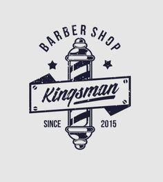 Logo Showcase July - Barber Shop #Creative #Logo #Showcase (July 2015 Edition) http://www.pixelatingbits.com/creative-logo-showcase-july-2015-edition/ #graphicdesign #printdesign #inspiration #brand