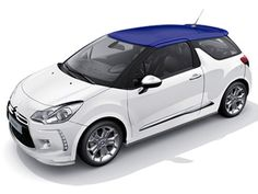 Citroën DS3 VTi 82 Design available in South Africa