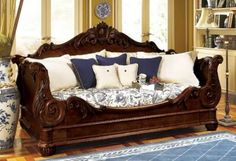 Edwardian Day Bed at Victorian Trading Company