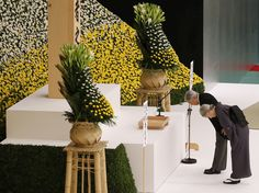 """Emperor Akihito marked the 70th anniversary of the end of World War Two with an expression of """"deep remorse"""" over the conflict, a departure from his annual script which could be seen as a subtle rebuke of Prime Minister Shinzo Abe. Abe expressed """"utmost grief"""", but said future generations should not have to keep apologising for the mistakes of the past. He offered no fresh apology of his own. Akihito had expressed remorse before, but not at the annual service. The constitution bans the emperor from any political role, so his remarks need to be carefully nuanced."""