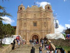 Convento de Santo Domingo,  San Cristóbal de las Casas