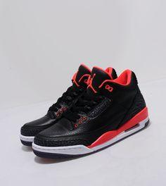 d0babbfc56567e Jordan III Retro  Bright Crimson