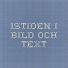 istiden i bild och text