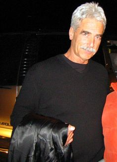 Sam Elliot -Thought this one could be thrown in just for the Older Women .) And I'm gonna count myself in that group, he's a hottie! Gorgeous Men, Beautiful People, Jesse Stone, Katharine Ross, Sam Elliott, Older Men, The Ranch, Grey Hair, Good Looking Men