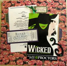 Wicked - Scrapbook.com