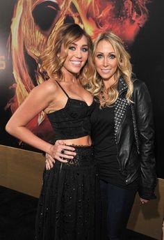 Miley & Tish | tumblr
