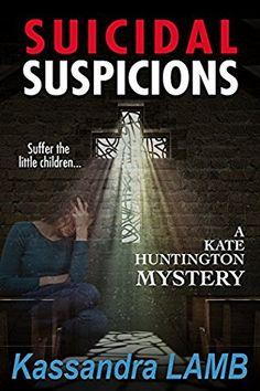 book cover of     Suicidal Suspicions