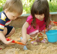 Keep the Cat Out of the Sandbox.   [hmdt_aug_23.jpg] You can prevent cats from using a children's sandbox as their outdoor litter box—just pour distilled white vinegar around the box every month or so.