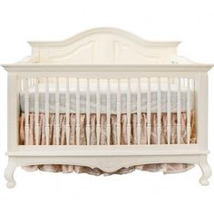 Bellini Baby Carly 3-in-1 Convertible Crib Finish: White