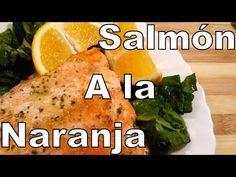 Salmón al Papillote. Receta deliciosa y muy fácil. - YouTube