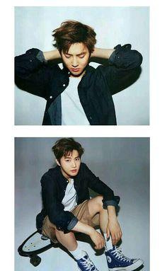 Suho for ViVi Magazine Baekhyun Chanyeol, Exo Kai, Chen, Luhan And Kris, Kim Joon Myeon, Korean Boy, Korean Wave, Kim Jung, Kpop Exo
