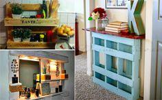 45 nouvelles idées pour recycler des palettes en bois