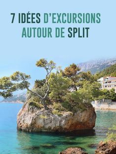 Croatia: What to do in Split and Around, 7 Ideas for Excursions – Travel and Tourism Trends 2019 Dubrovnik, Holiday Destinations, Travel Destinations, Excursion, Blog Voyage, Travel And Tourism, Travel Advice, Travel Ideas, Montenegro