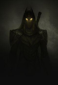 wraith-king by Geistig on deviantART
