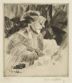 Portrait of Suzanne Duchamp  Jacques Villon (Gaston Duchamp)