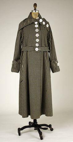1919 coat via The Metropolitan Museum of Art