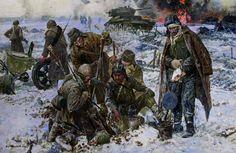 Вторая мировая война 1939 - 1945 год.