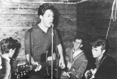 The Early Beatles | The early Beatles (1950-1959) - Taringa!
