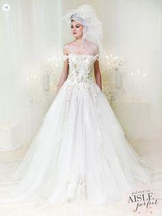 Wedding Dresses: Ziad Nakad Bridal Collection 2013 - Aisle Perfect