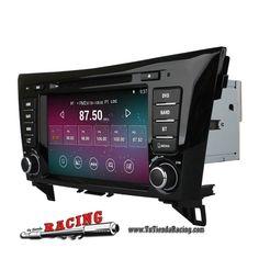348,03€ - ENVÍO SIEMPRE GRATUITO - Consola Ordenador de a Bordo DVD GPS Quad Core 1024X600 2GB RAM 16GB ROM Wifi 3G OBD Nissan X-Trail - TUTIENDARACING