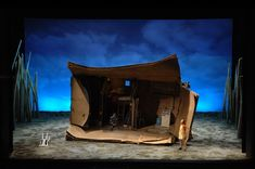 Scenic design by Barbara de Limburg. Stage Set Design, Set Design Theatre, Education Architecture, Architecture Design, Royal Ballet, Dark Fantasy Art, Catwalk Design, Hansel Y Gretel, Scenic Design
