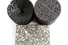 Black gold by Quintus Kropholler #natural #stone #interior #architecture #asphalt #design #material #quintuskropholler