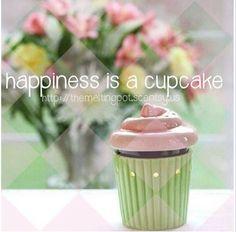 Scentsy   I sure think so .... http://themeltingpot.scentsy.us #scentsy #cupcake #baker #baking #love #happiness