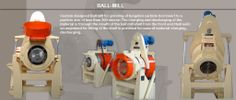 Ball Mill - Ball Mill consists of cylindrical shell rotating on a horizontal axis mounted on a sturdy Mild Steel Frame. The Ball Mill Shell is designed to withstand the rotational load of the mill charged with the grinding medium and the material to be processed.
