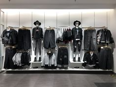 2017 Fall Collection ~ Ladies Instore Display