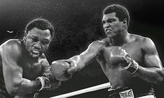 Maybe the most brutal fight in history, which took its toll on both Ali and Frazier.