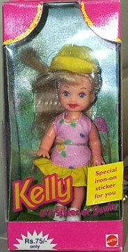 Kelly. Made in India