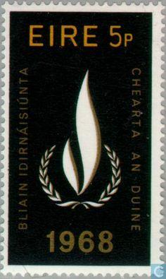 1968 Ireland - Human Rights
