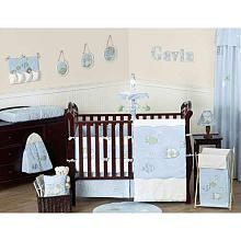 "Sweet Jojo Designs Go Fish Collection 9-Piece Crib Bedding Set - Sweet JoJo Designs - Babies ""R"" Us"