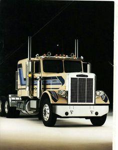 Sweet looking Freightliner