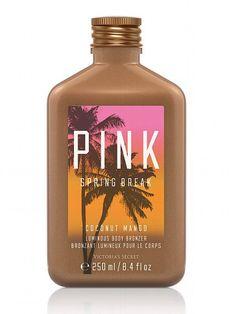Spring Break Coconut Mango Luminous Body Bronzer