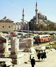 Beyazıt 1960'lı yıllar/İstanbul