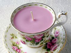 diy bougies tasse                                                                                                                                                      Plus