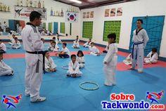 El desarrollo de la psicomotricidad de los niños que ingresan en las clases de Taekwondo tiene que estar presente en todos los programas de enseñanza.