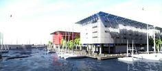 PaoloMAncia Architetto Concorso BluePrint Genova (2016)