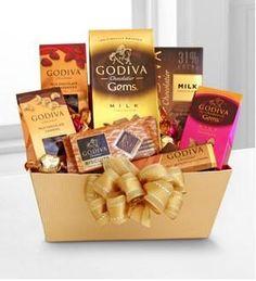 Godiva Milk Chocolate Expressions