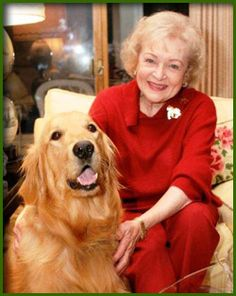 Betty White is a well-known, longtime animal lover and advocate.  The trustee of the Greater Los Angeles Zoo Association said her passion for animals was deeply instilled in her from a young age by her parents.
